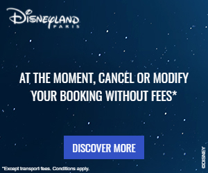 Disneyland Paris Ticket Offer